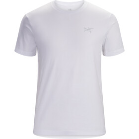 Arc'teryx A Squared SS T-Shirt Herren white